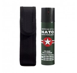Spray de autoaparare cu piper Nato