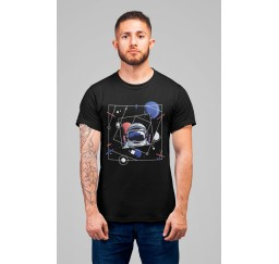 Tricou personalizat Abstract Universe