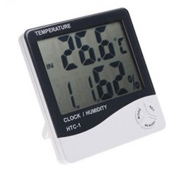 Termohigrometru Digital 3 in 1