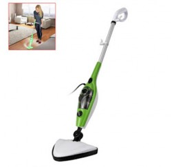 Mop electric cu aburi  10 in 1 - aparat multifunctional